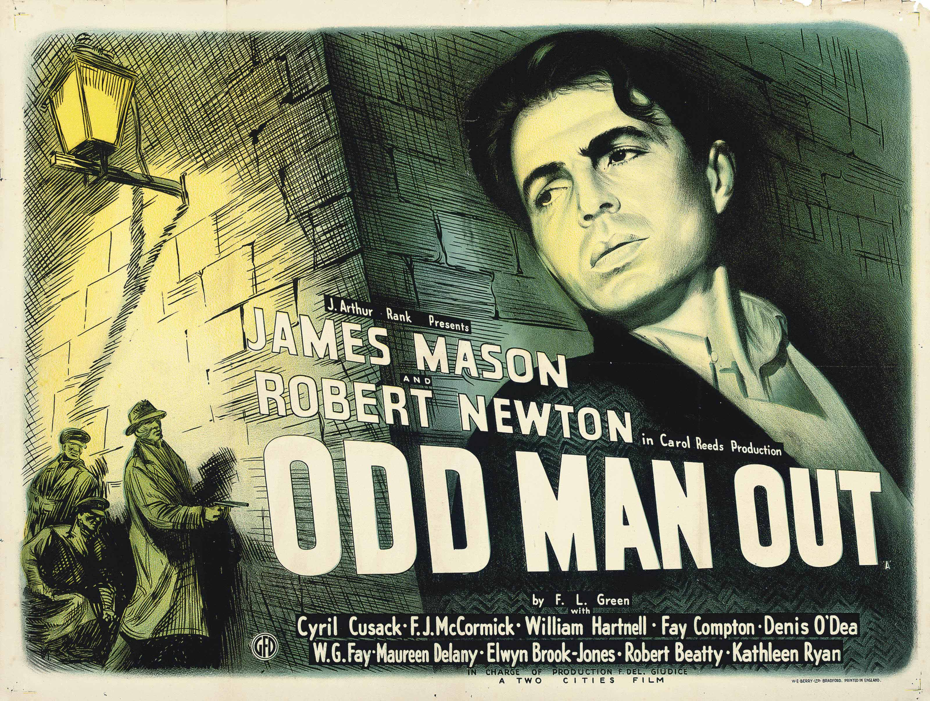 Odd Man Out | Posters, Signage & Advertising, posters | Christie's
