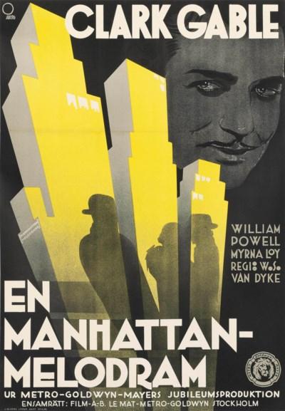 Manhattan Melodrama  En Manhat