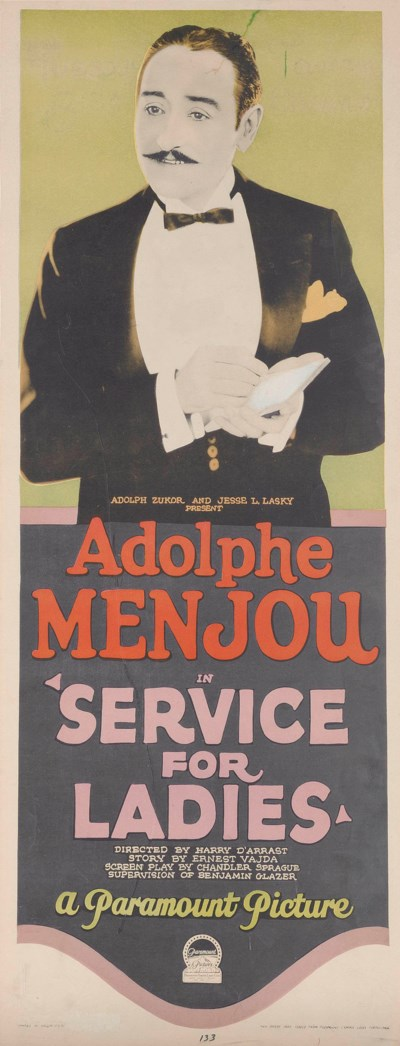 Service For Ladies