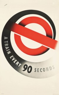 A TRAIN EVERY 90 SECONDS