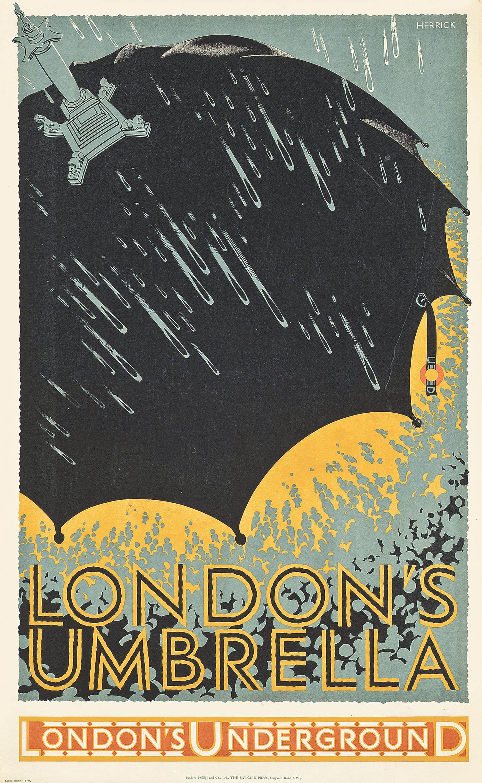 LONDON'S UMBRELLA