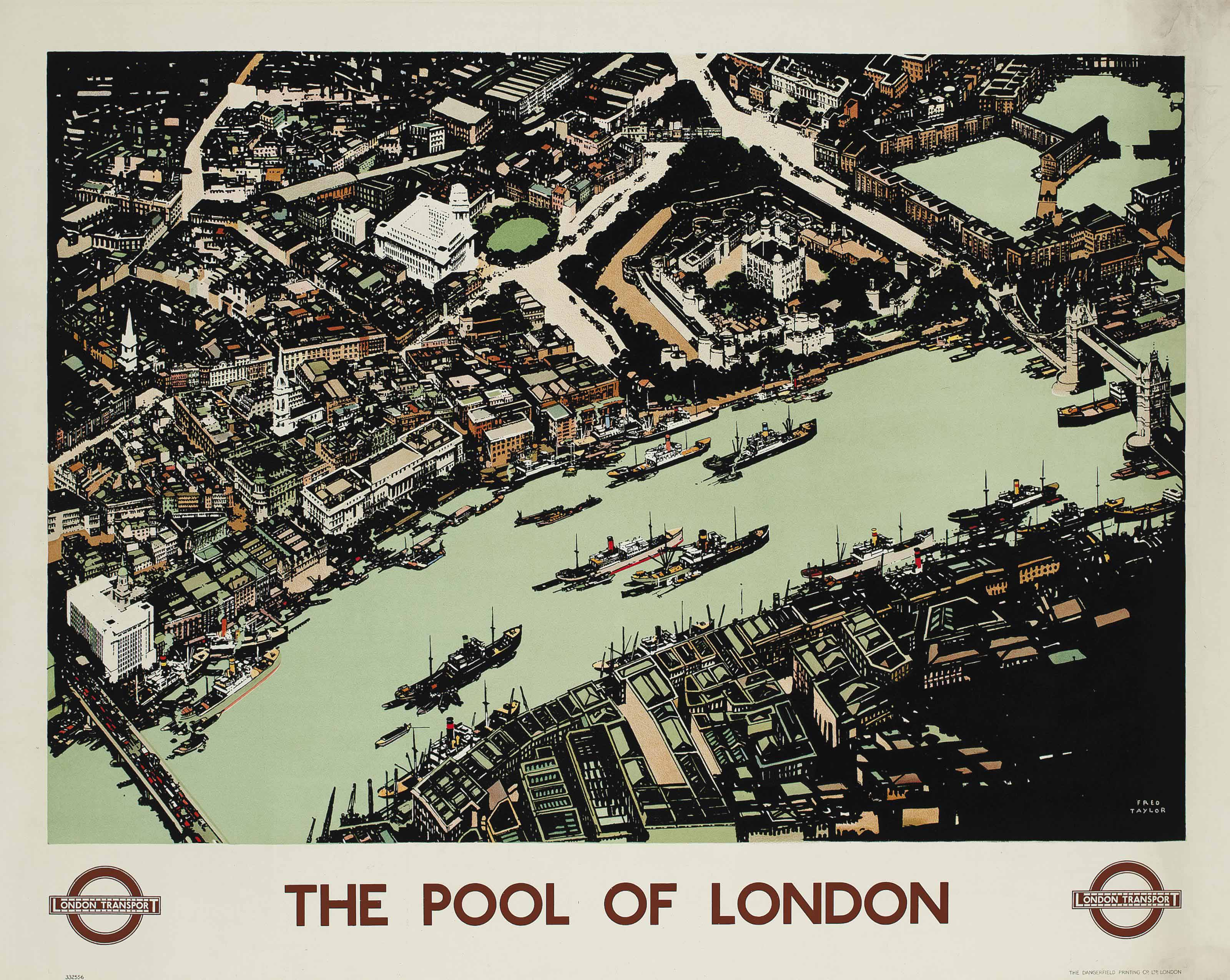 THE POOL OF LONDON