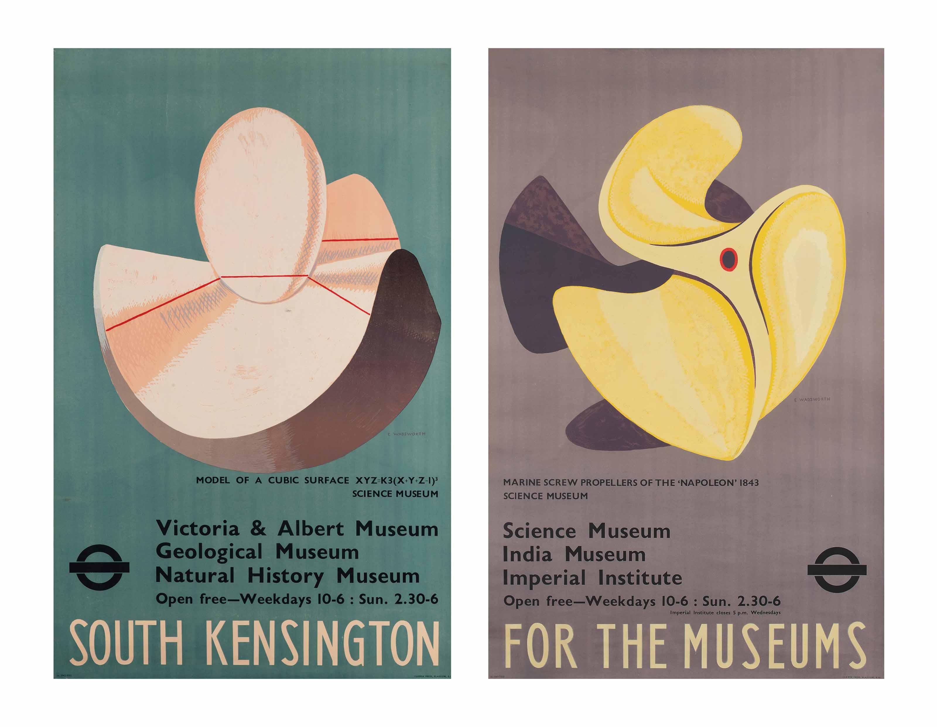 SOUTH KENSINGTON MUSEUMS