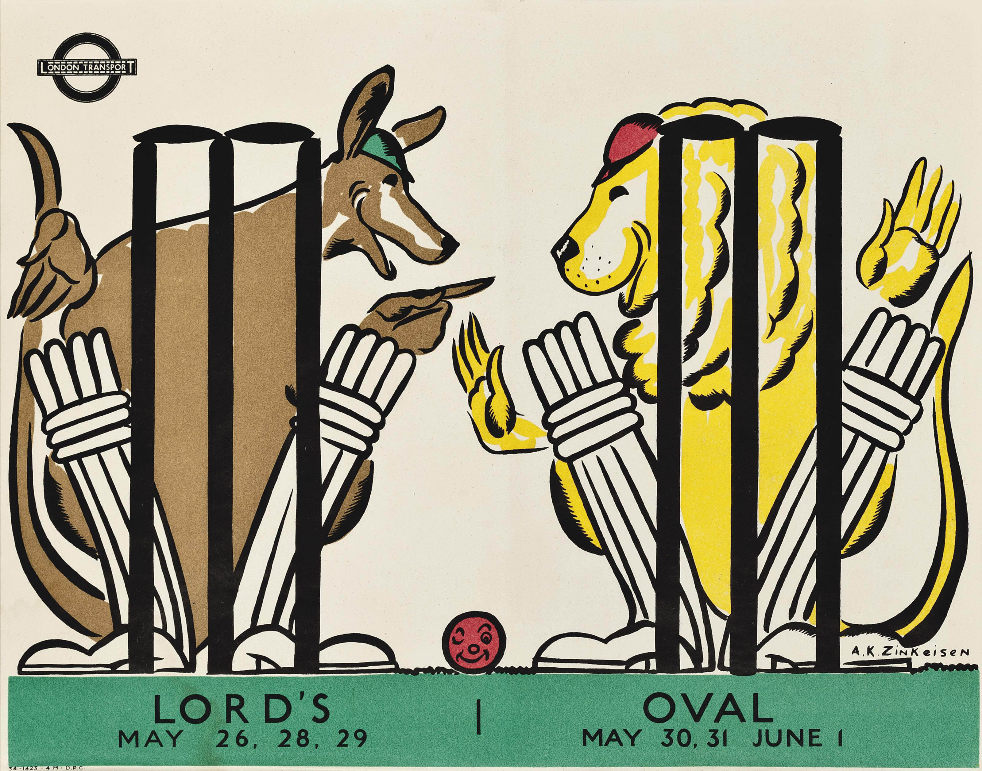 LORD'S, OVAL