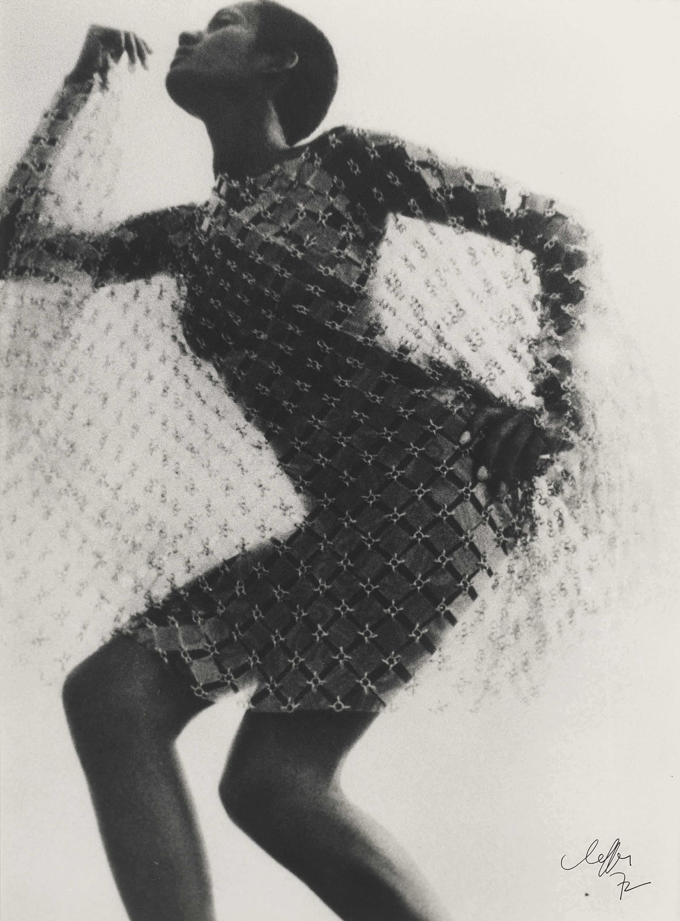 Paco Rabanne dress, 1969