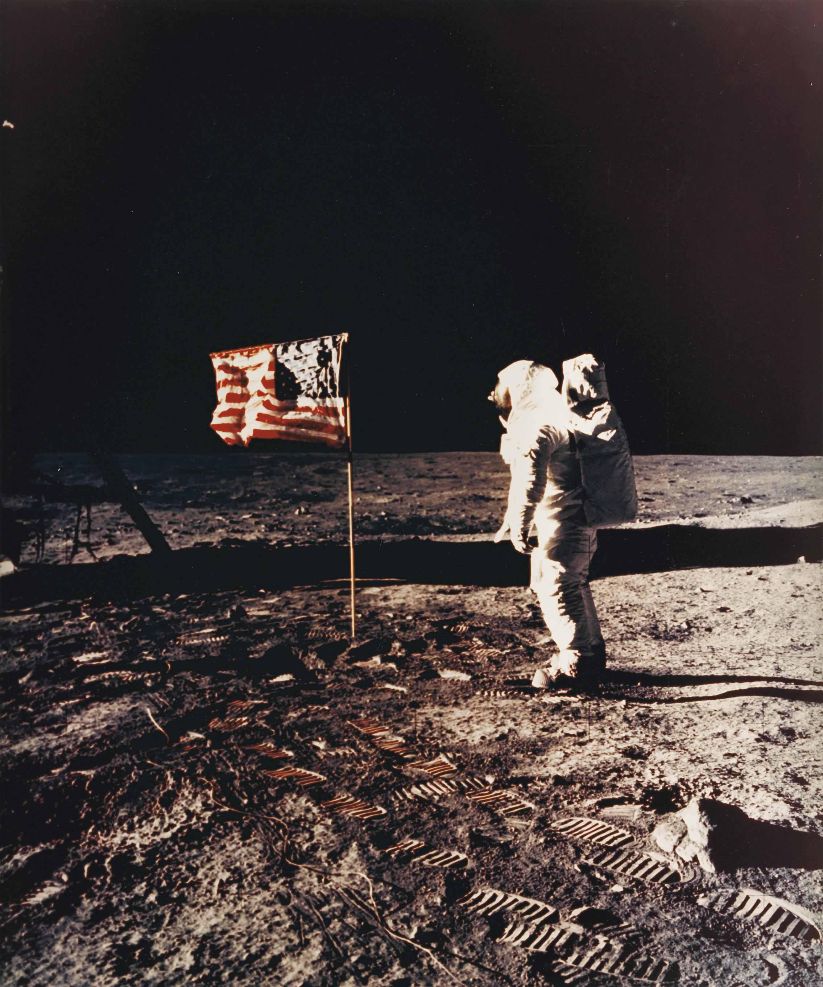 NEIL ARMSTRONG (1930-2012) for NASA