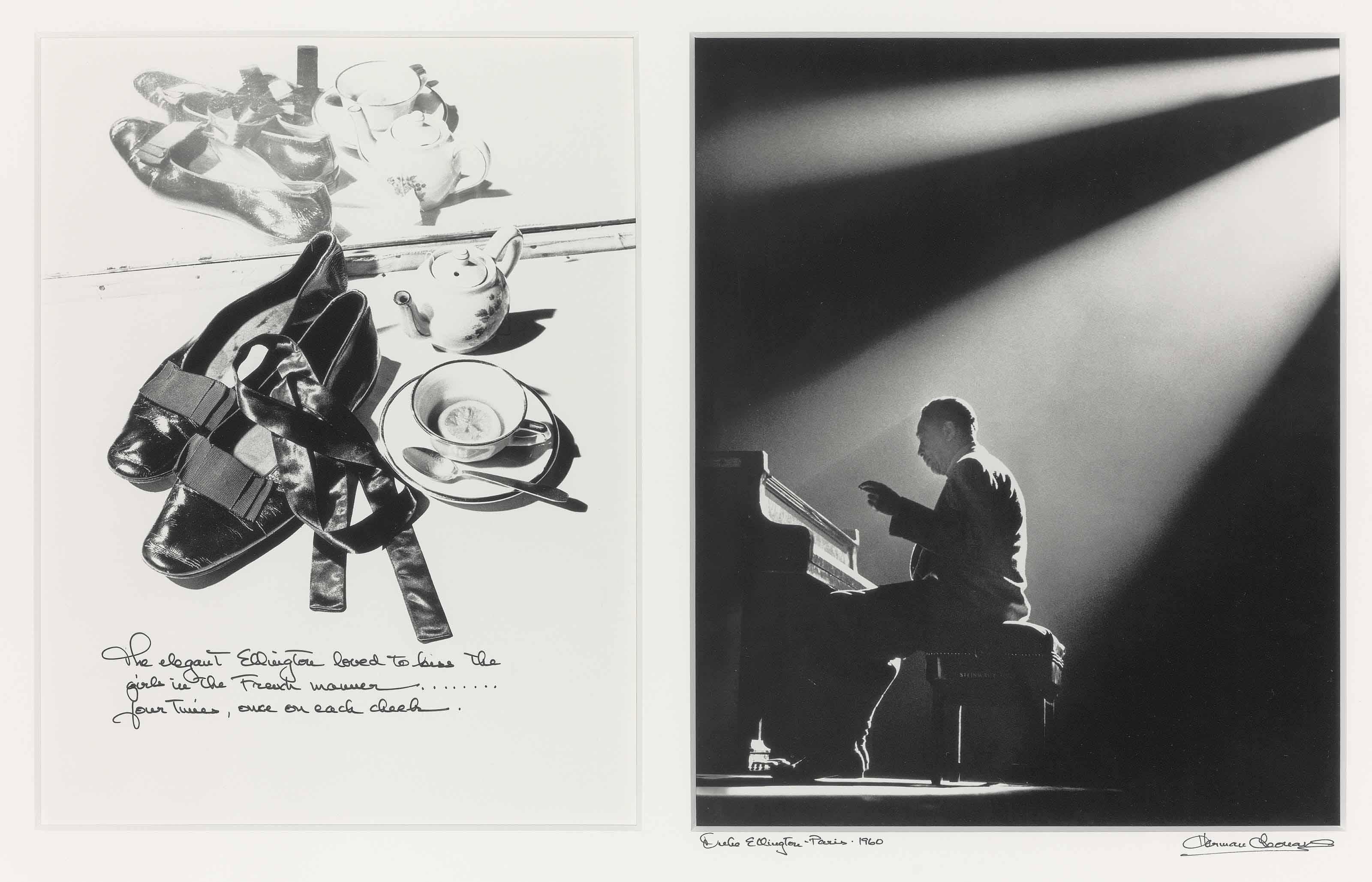 Duke Ellington, Paris, 1960