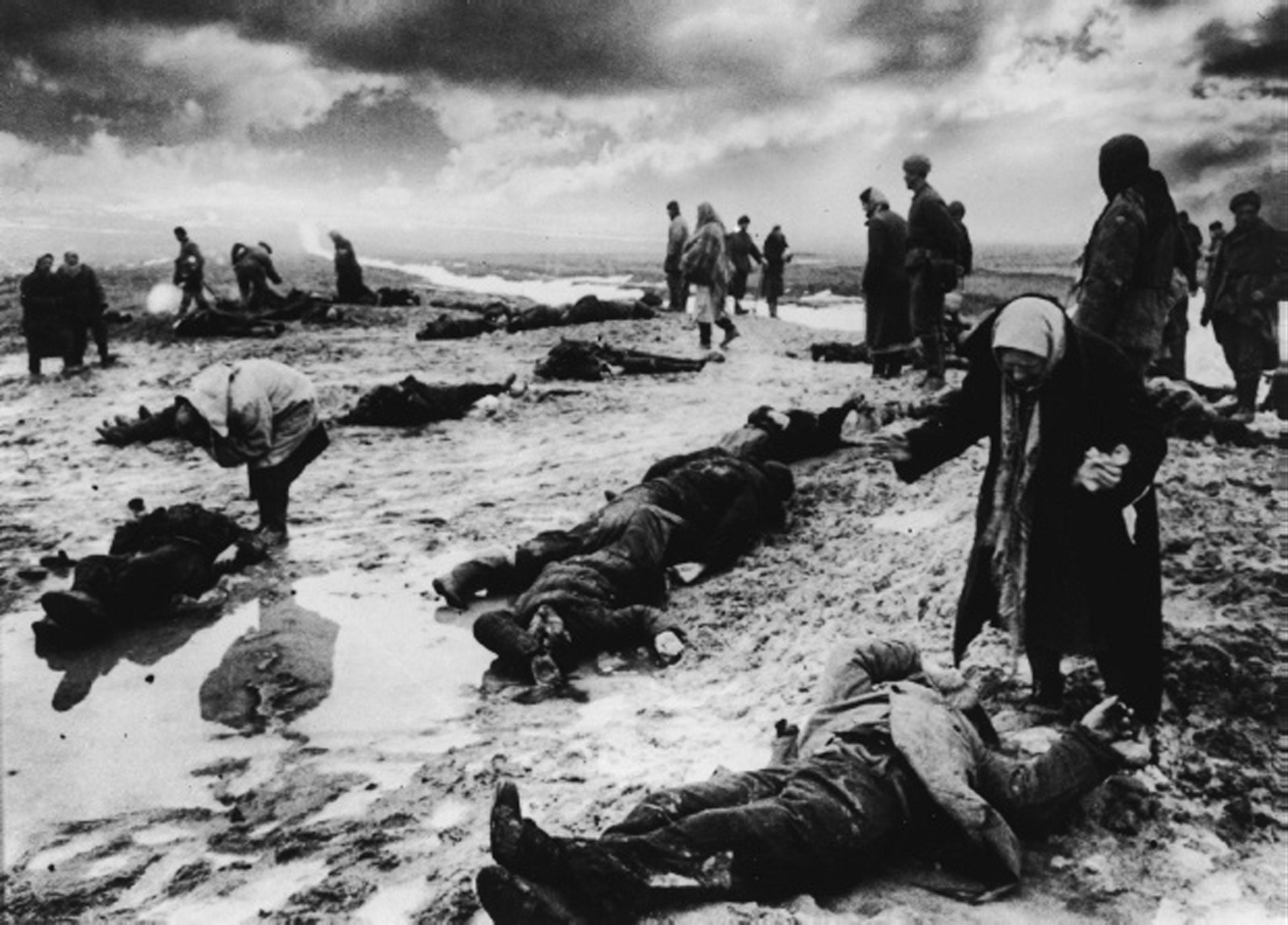 Grief, 1942