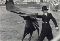 Barcelona, Spain, circa 1950