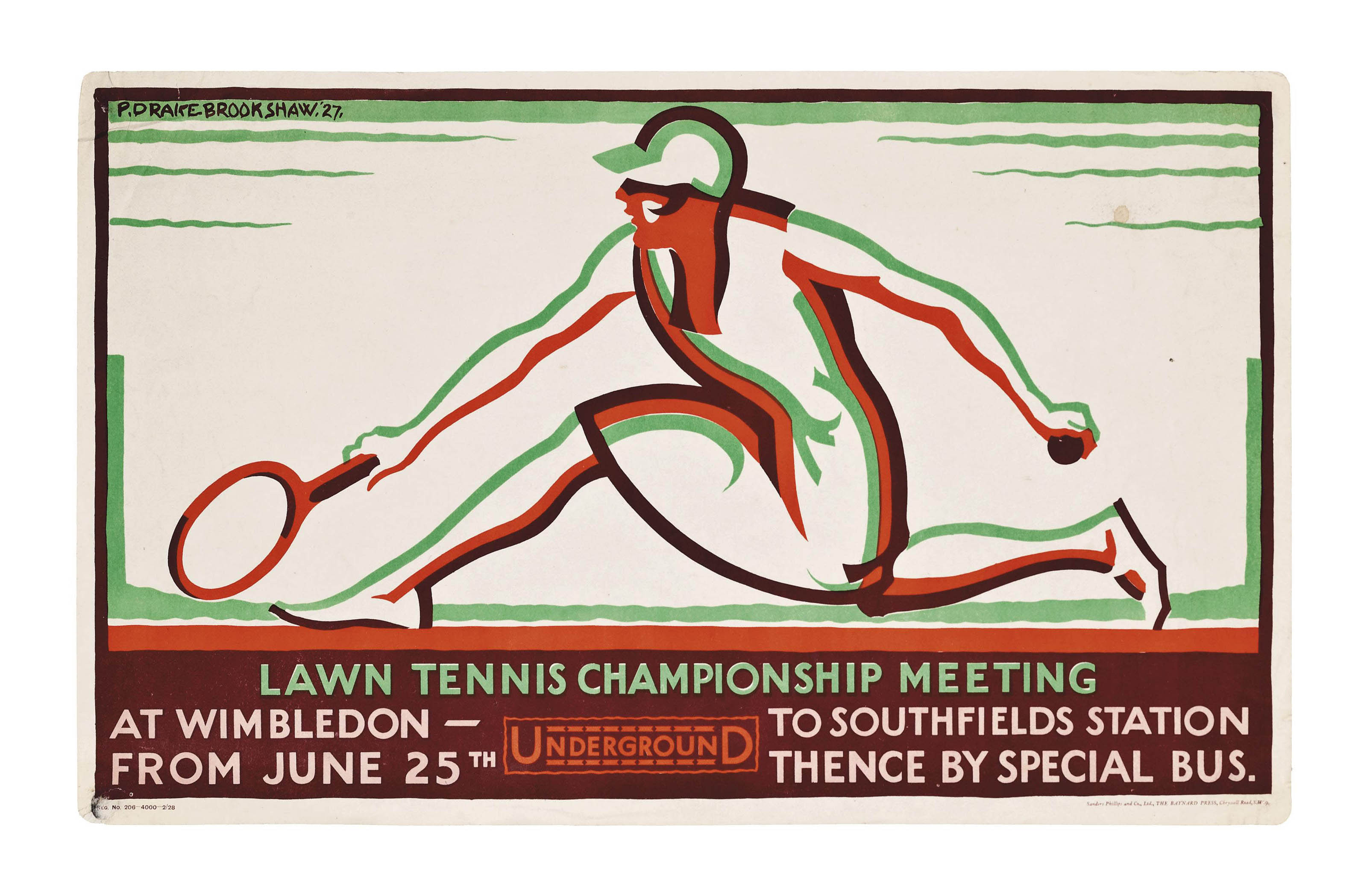 LAWN TENNIS CHAMPIONSHIP MEETING