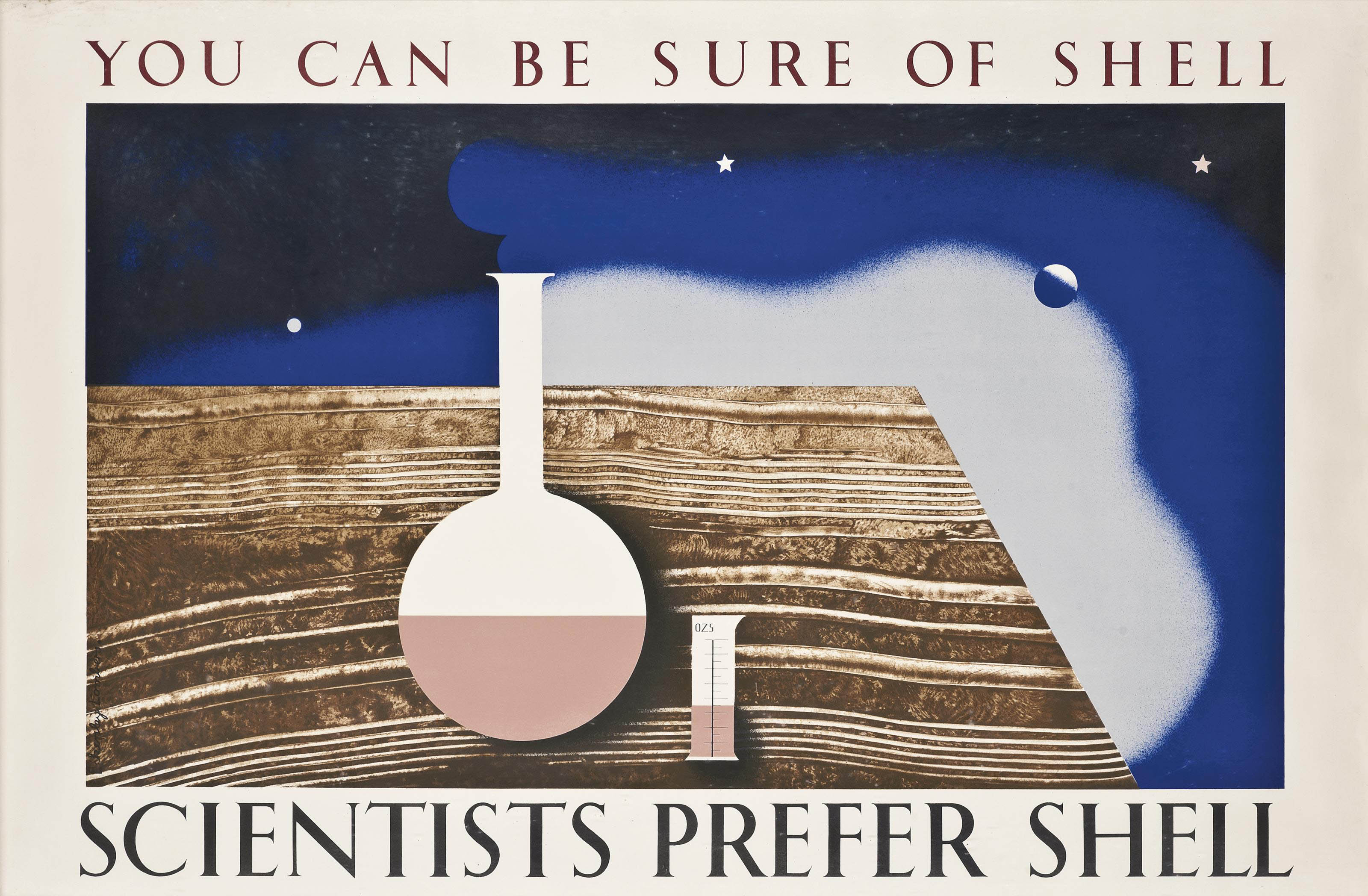 SCIENTISTS PREFER SHELL