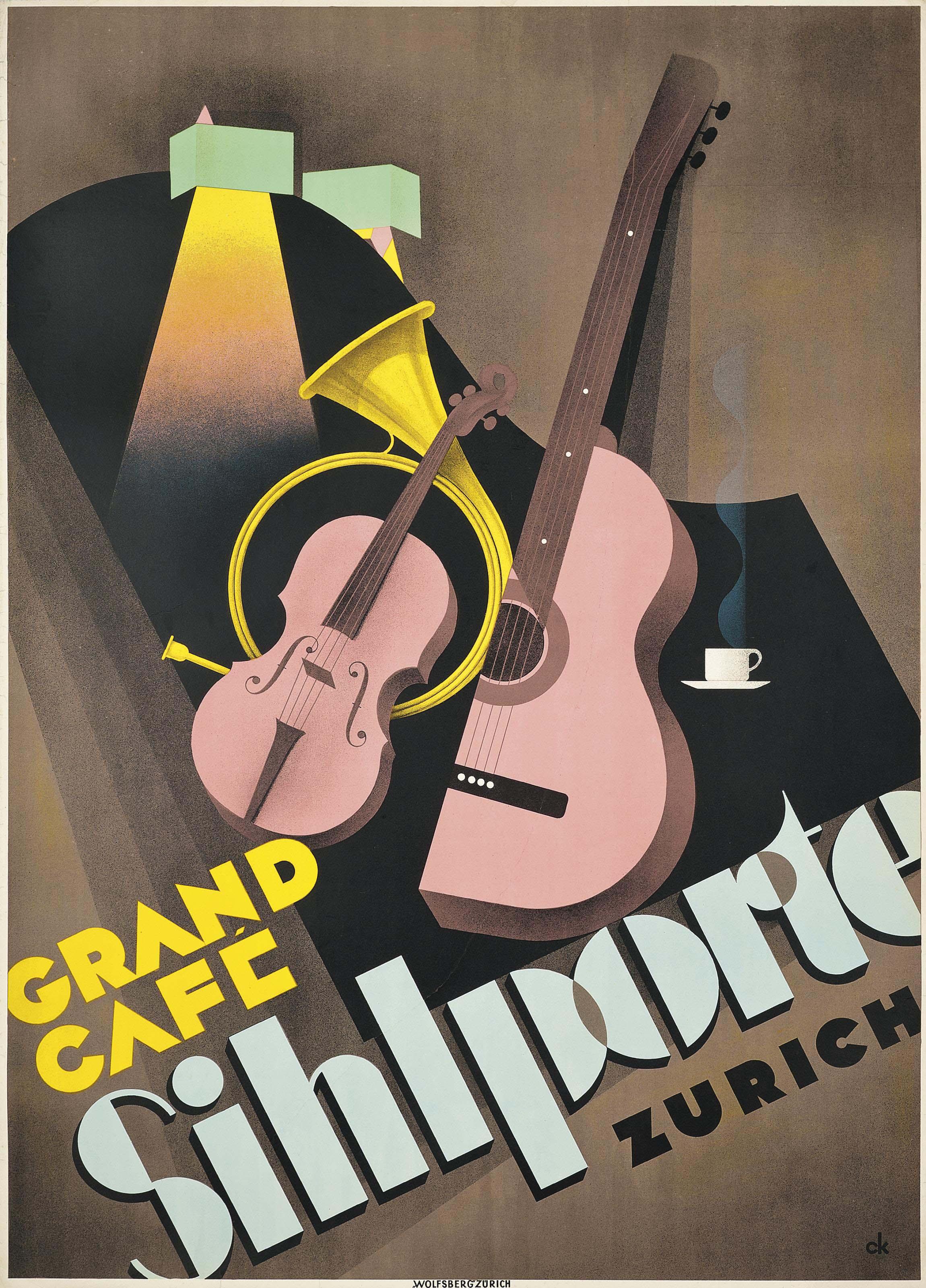 GRAND CAFE SIHLPORTE, ZURICH
