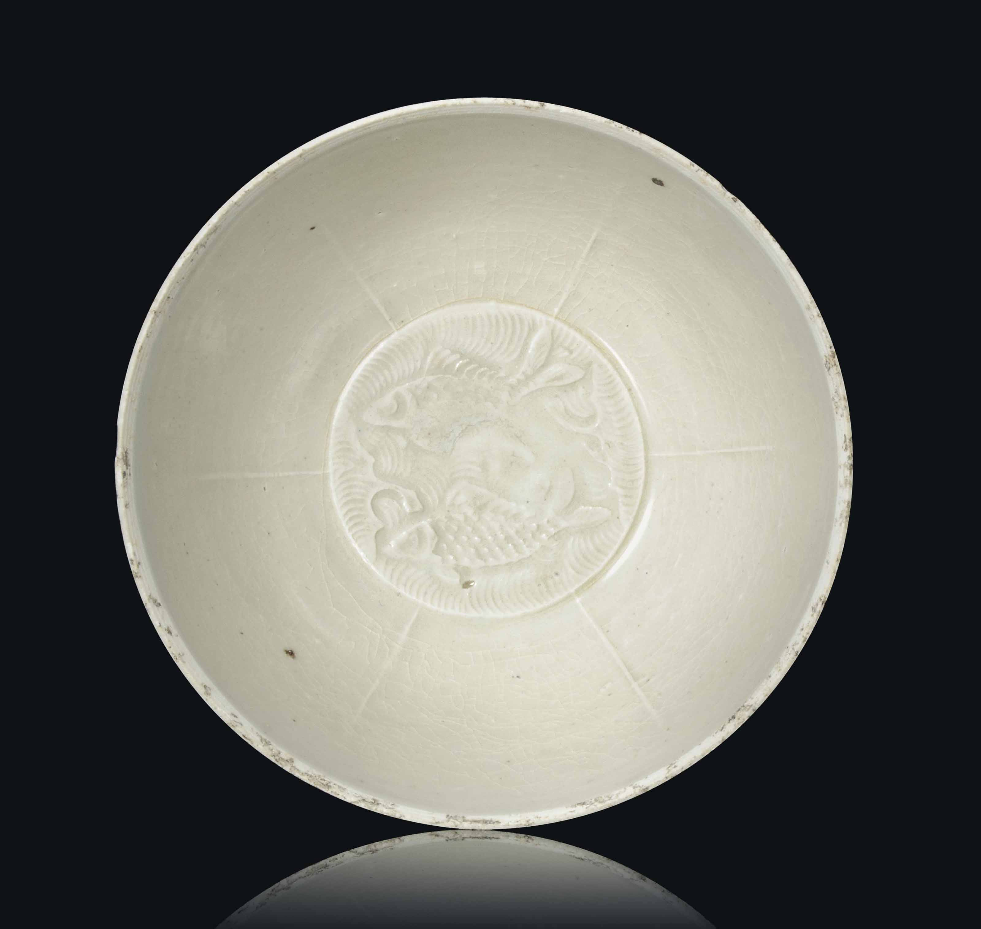 A CHINESE DINGYAO BOWL