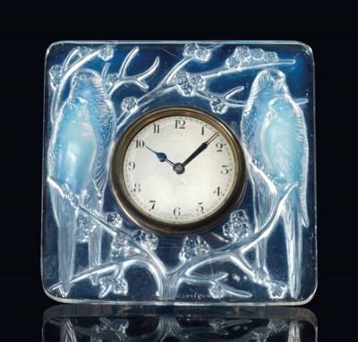 INSEPARABLES TIMEPIECE, NO. 76