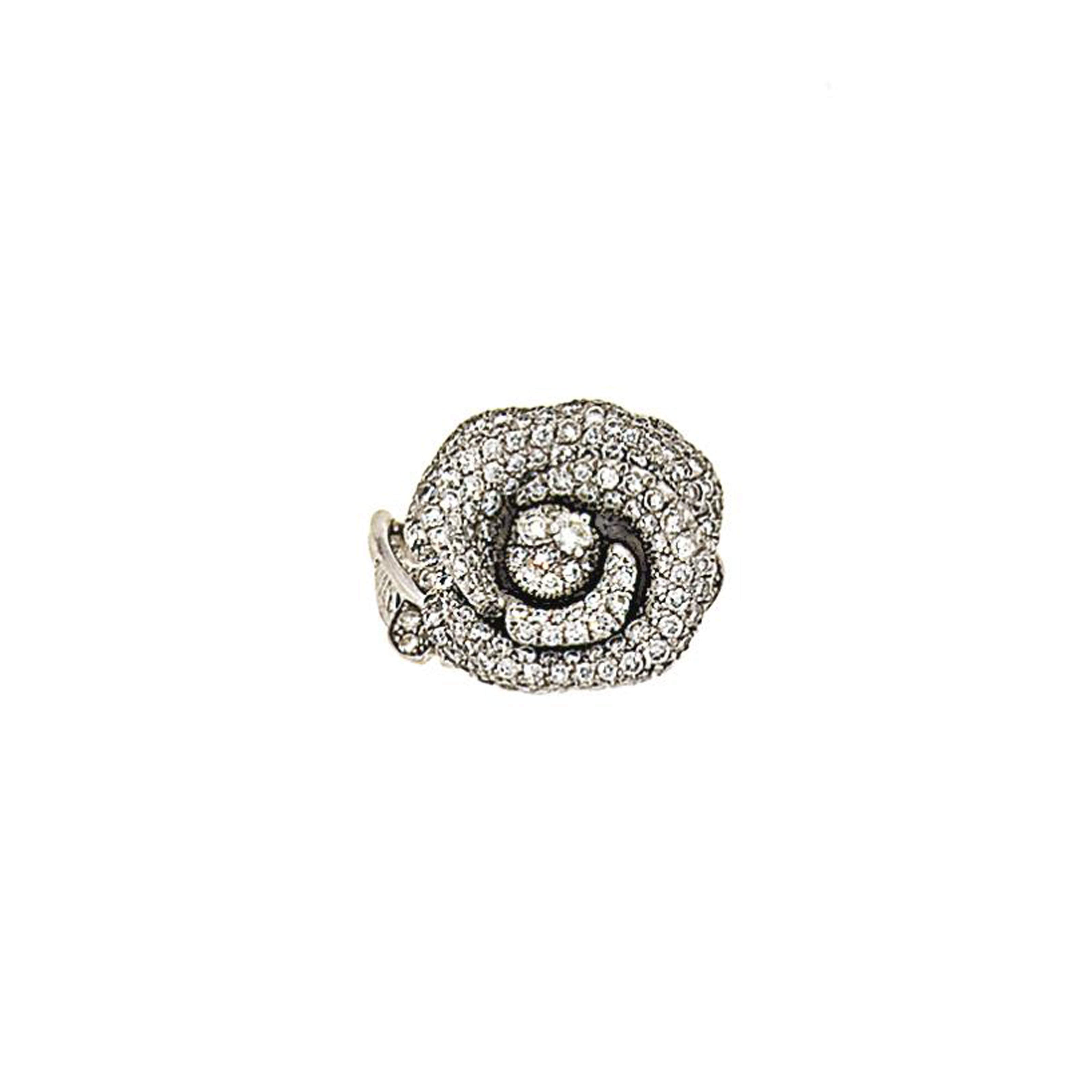 A diamond 'Rose' ring, by Chri