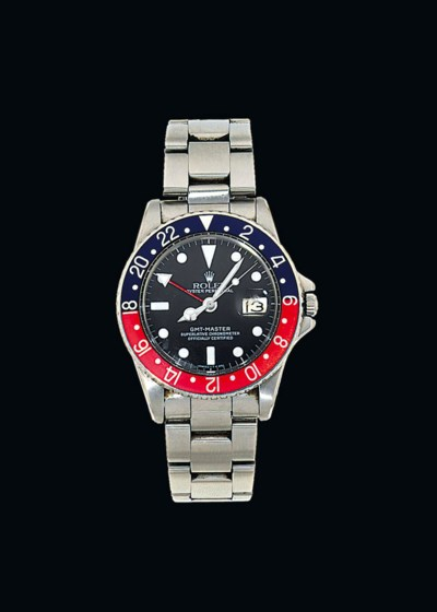 A stainless steel automatic Oy