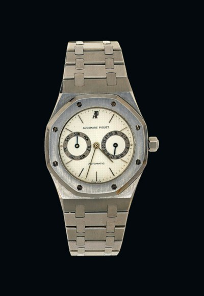 A stainless steel, automatic d
