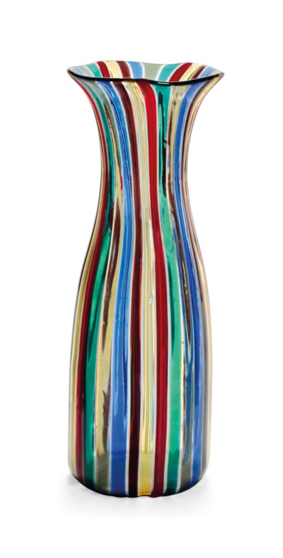 A GIO PONTI (1891-1979) GLASS