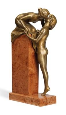 'THE KISS' A FRANZ XAVIER BERG