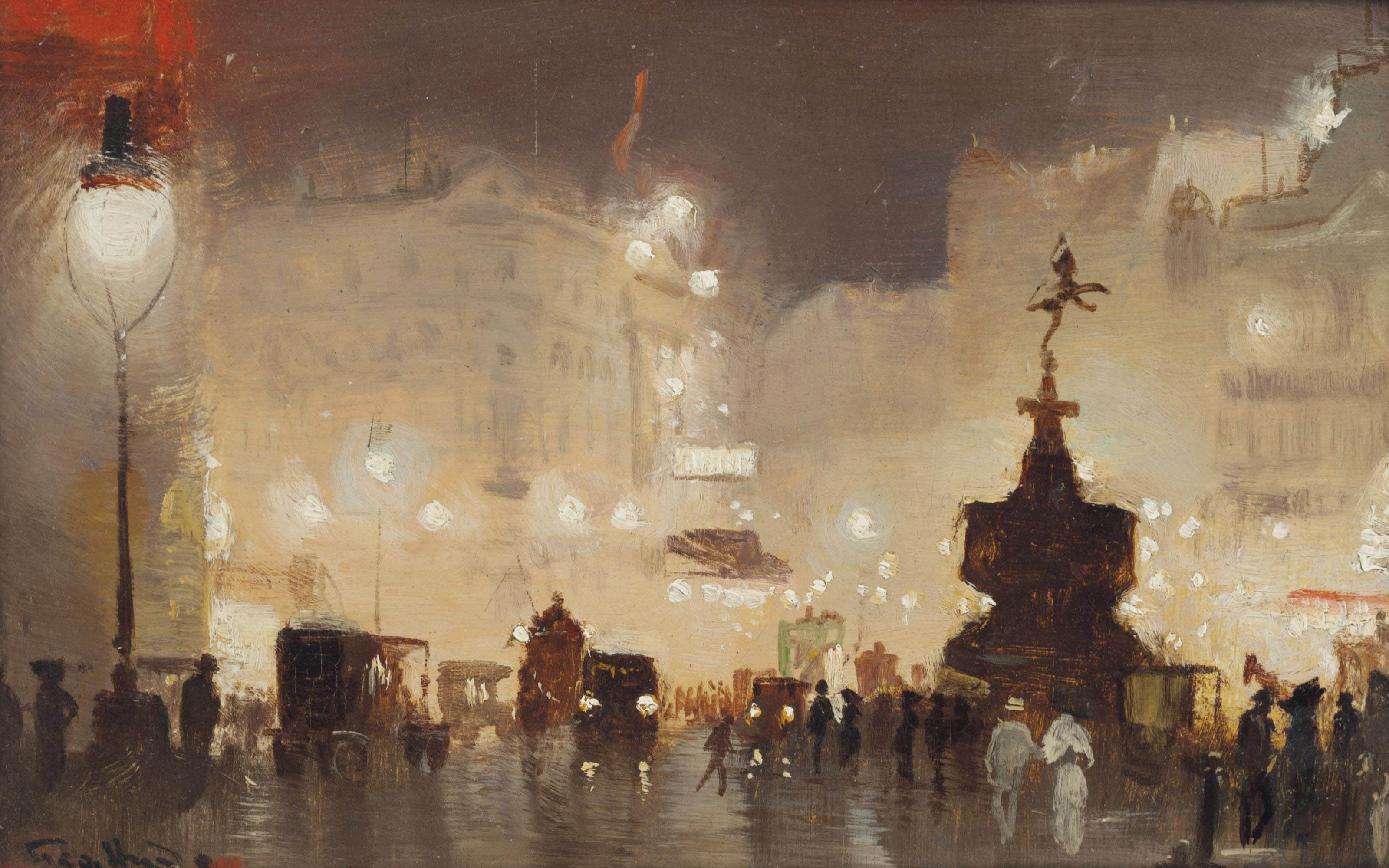 George Hyde Pownall (1876-1932)