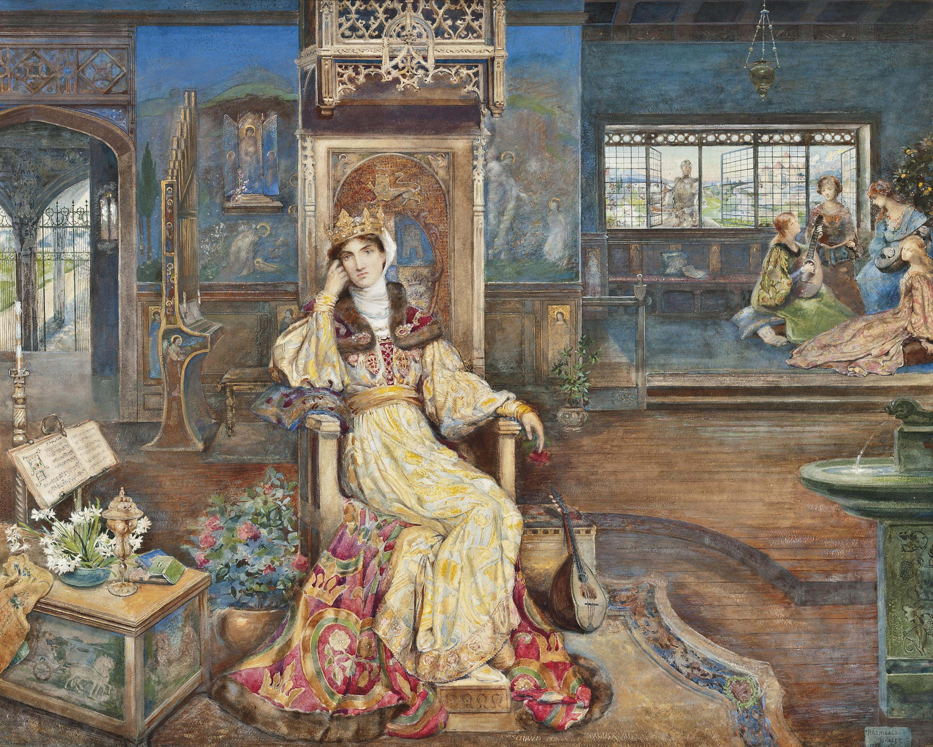 Archibald Wakley (1873-1906)