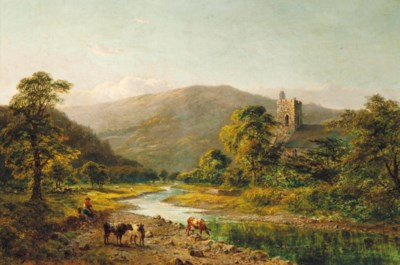 Alfred De Bréanski, Snr (1852-
