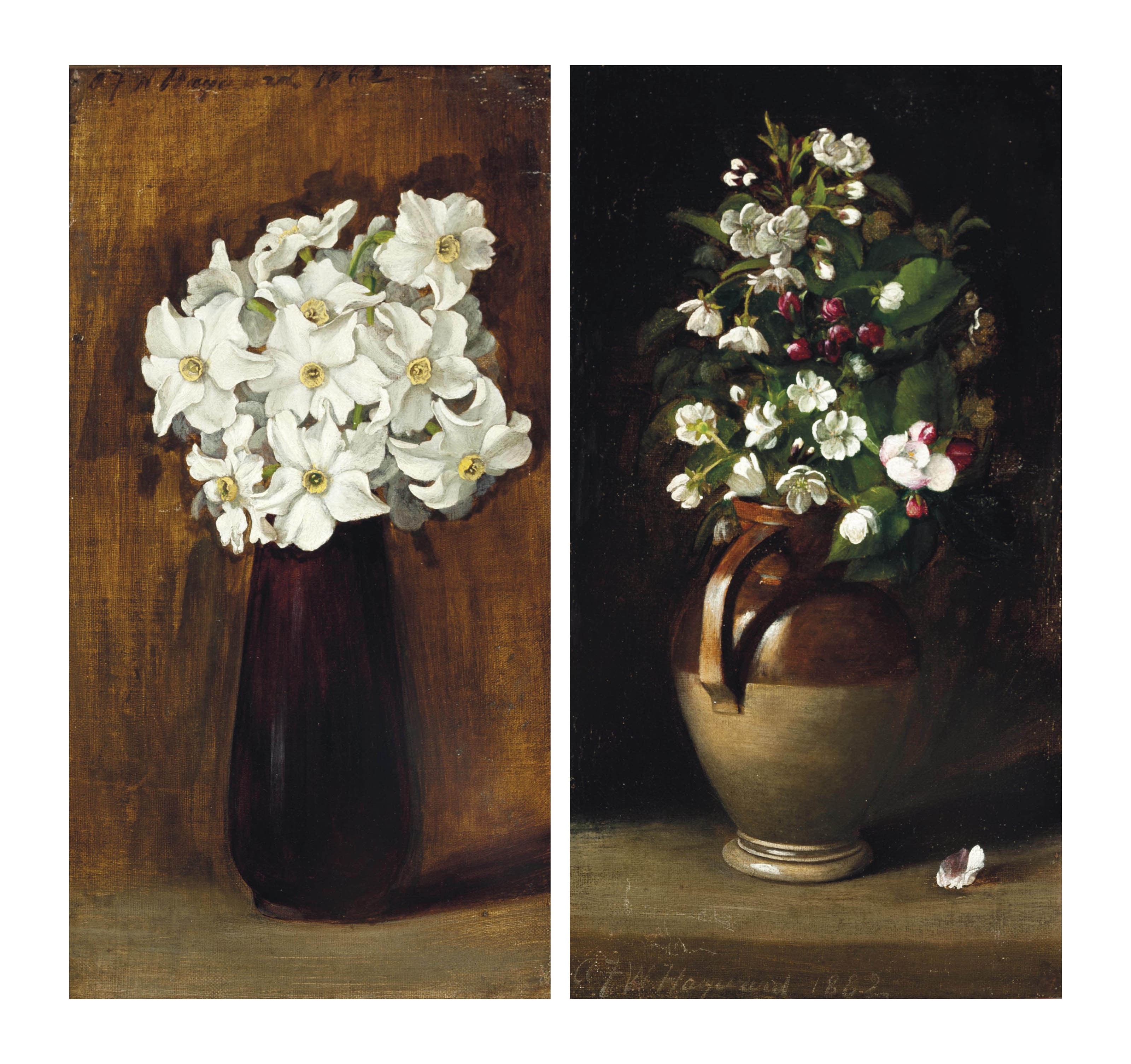 Narcissi; and Blossom