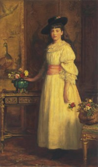Miss Gertrude Vanderbilt