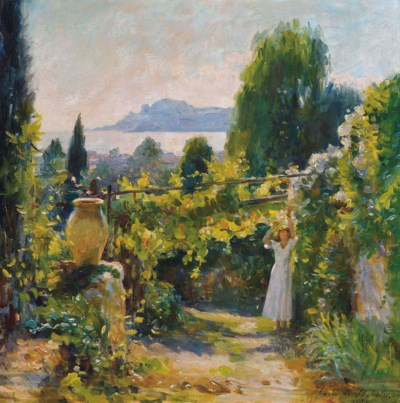 Jane Emmet De Glehn (1873-1961