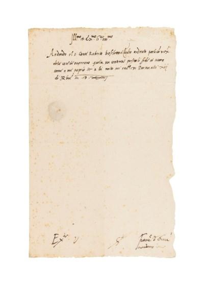 GUICCIARDINI, Francesco (1483-