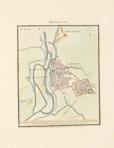 LUFFMAN, John. Plans of the Pr