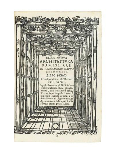 CAPRA, Alessandro (ca. 1610-16