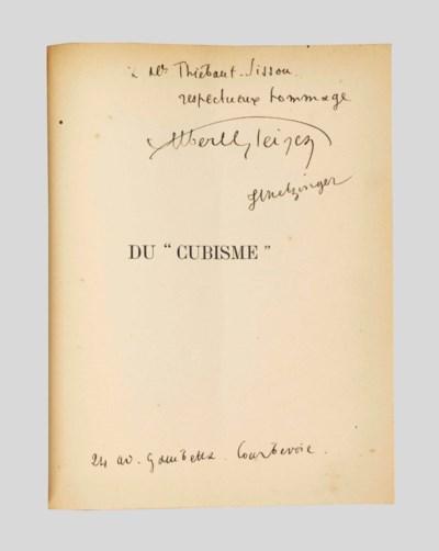 CUBISM -- GLEIZES, Albert (188