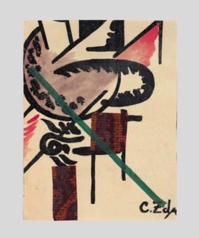 ILIAZD [i.e. Il'ia ZDANEVICH] (1894-1975). Ianko krul' alban