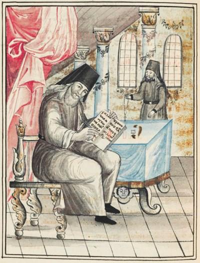 NIL SORSKII (Saint, c.1433-150