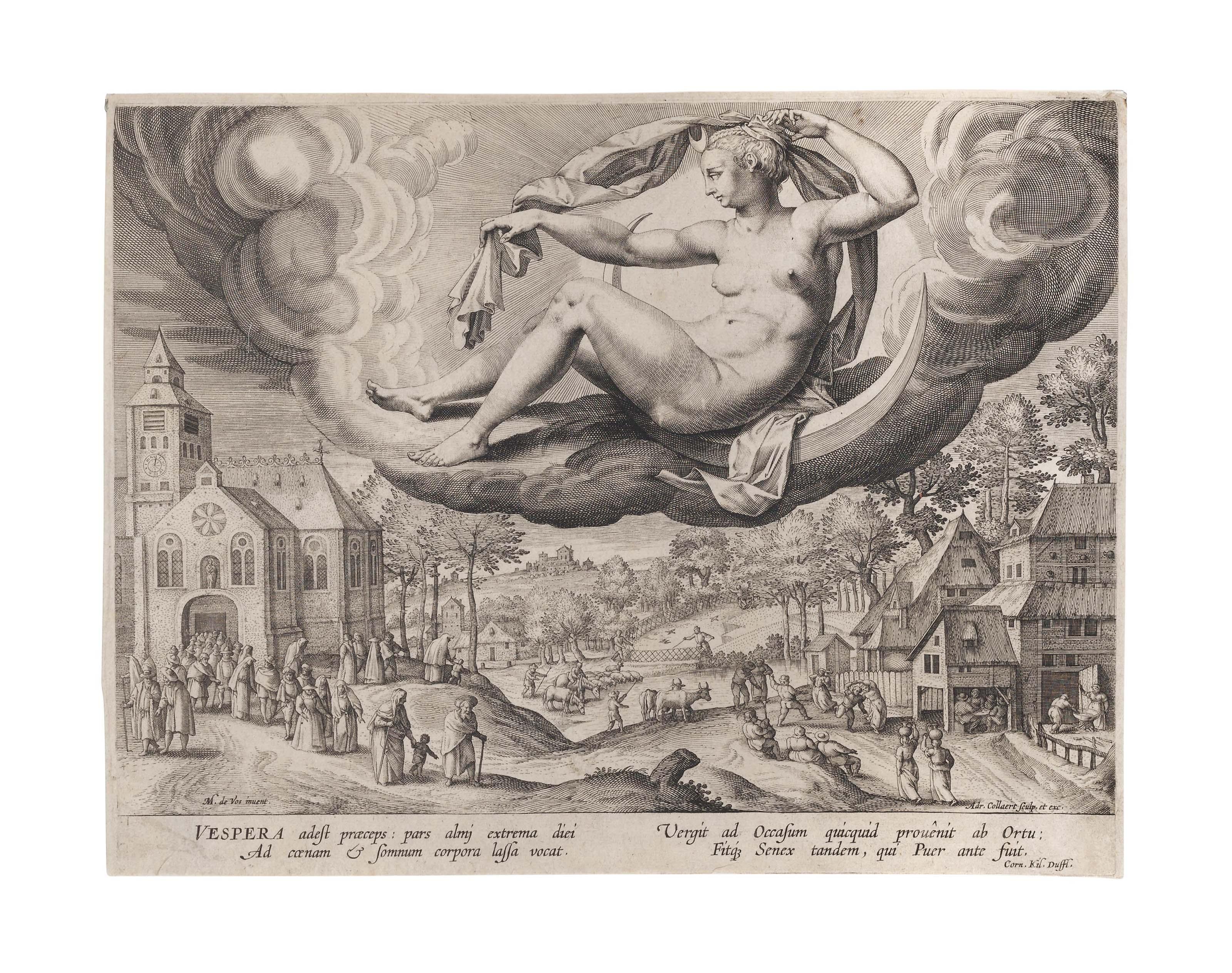Adriaen Collaert (c.1560-1618)