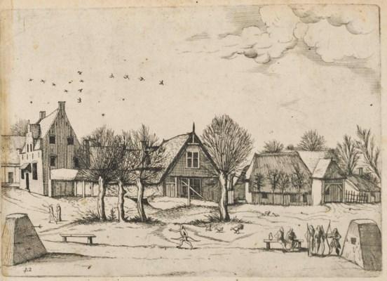 Jan van Doetecum the Elder (ac