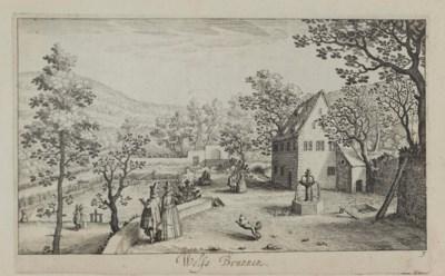 Jacob van der Heyden (1573-164