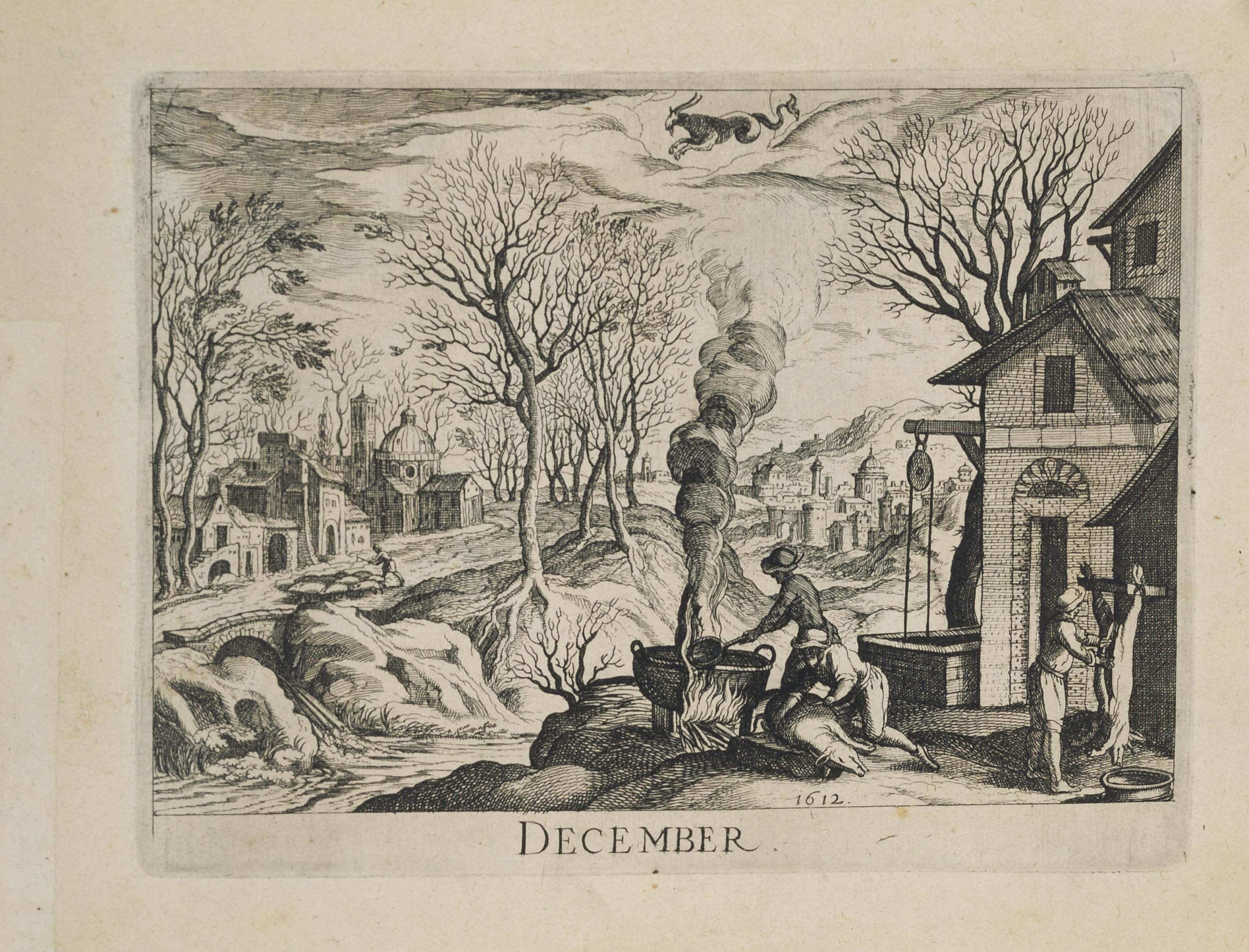 Hendrick Hondius I (1573-1650)