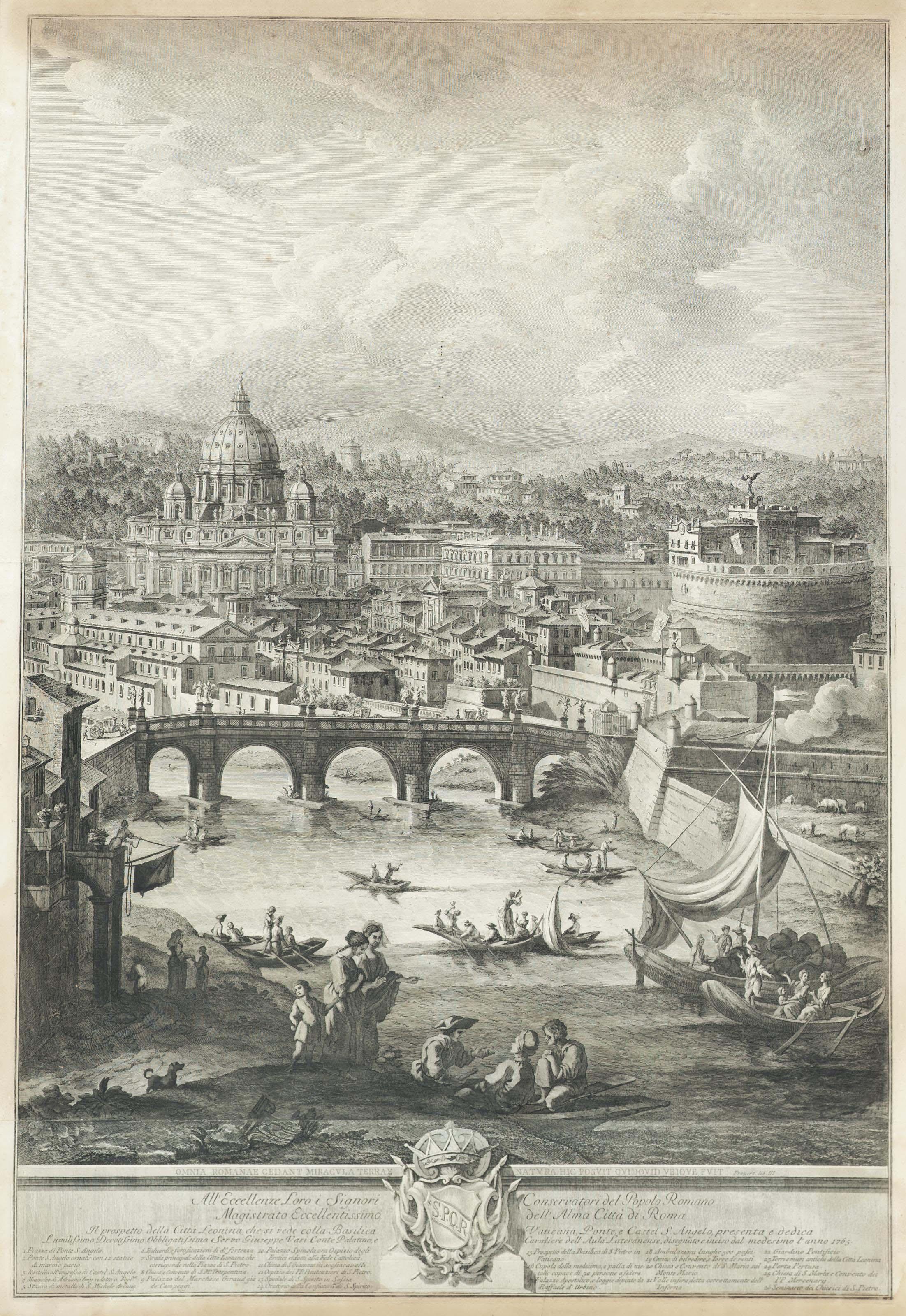 Giuseppe Vasi (1710-1782)