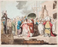 A Sale of English-Beauties, in the East-Indies