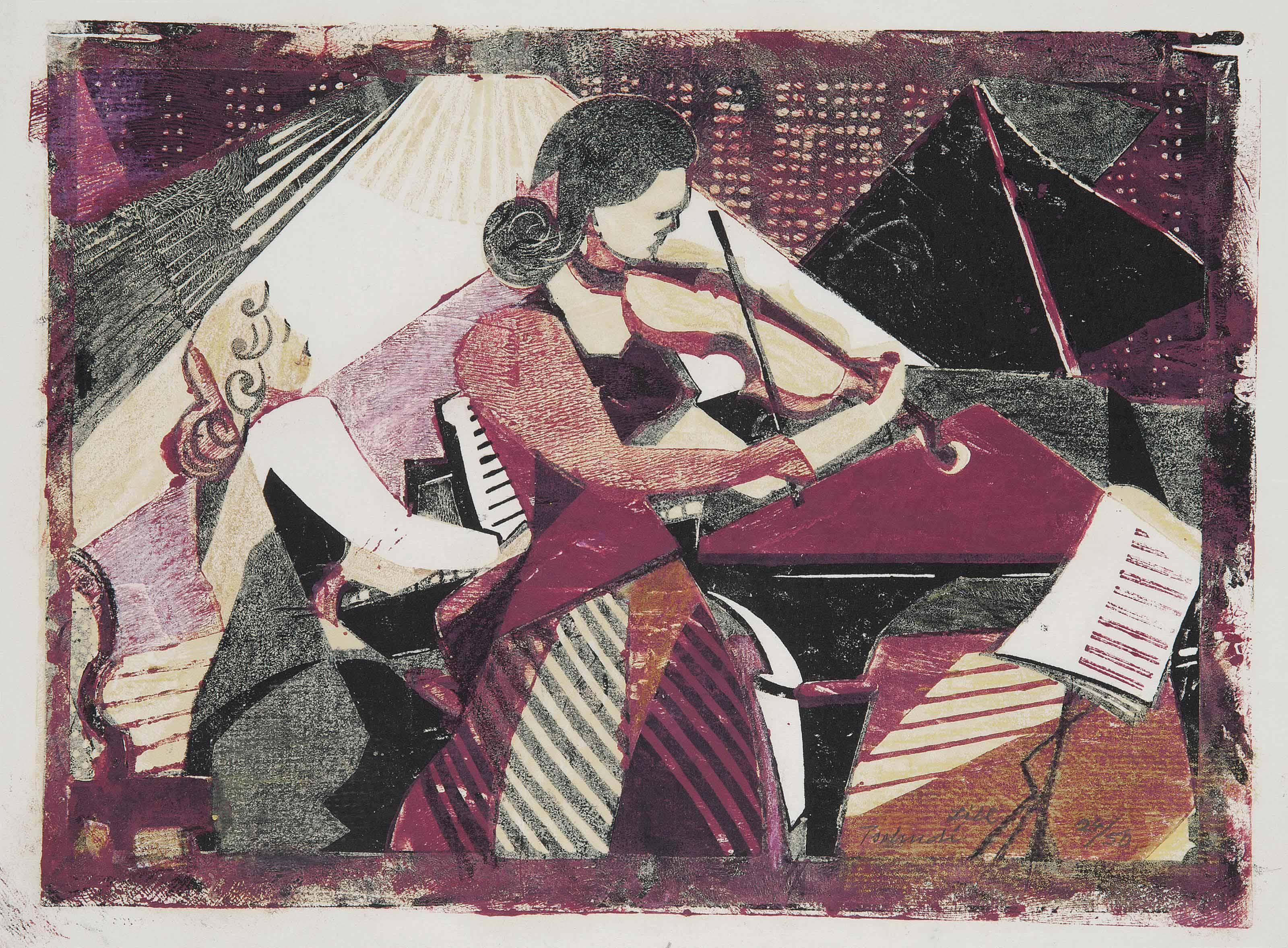 Musicians (Coppel LT 82)