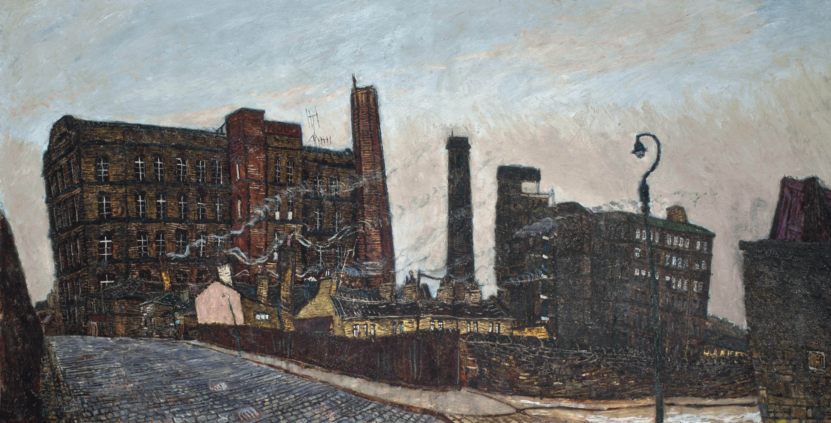 Yorkshire Mill