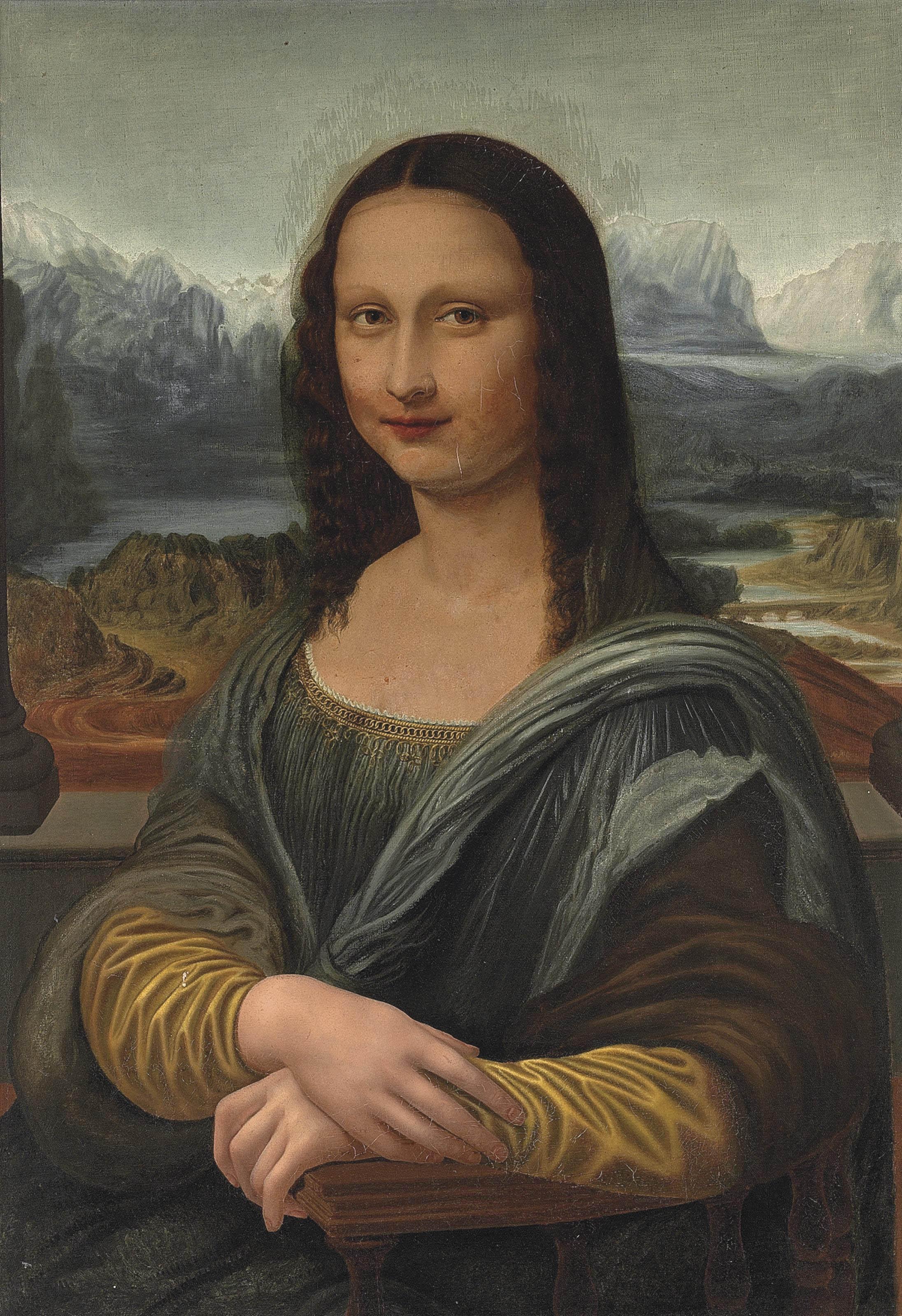 Laurent Mehrn, after Leonardo