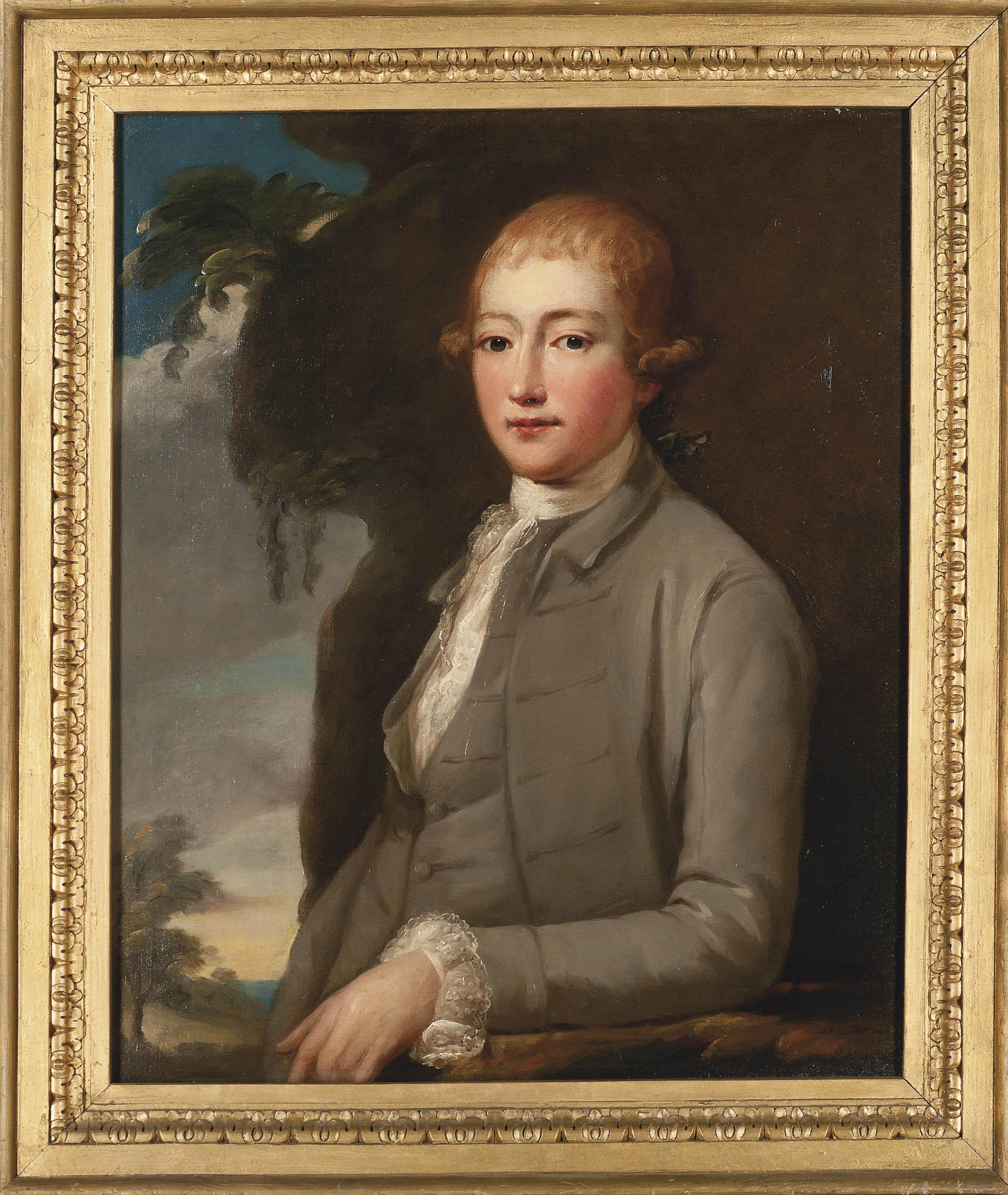 Follower of Joseph Wright of D