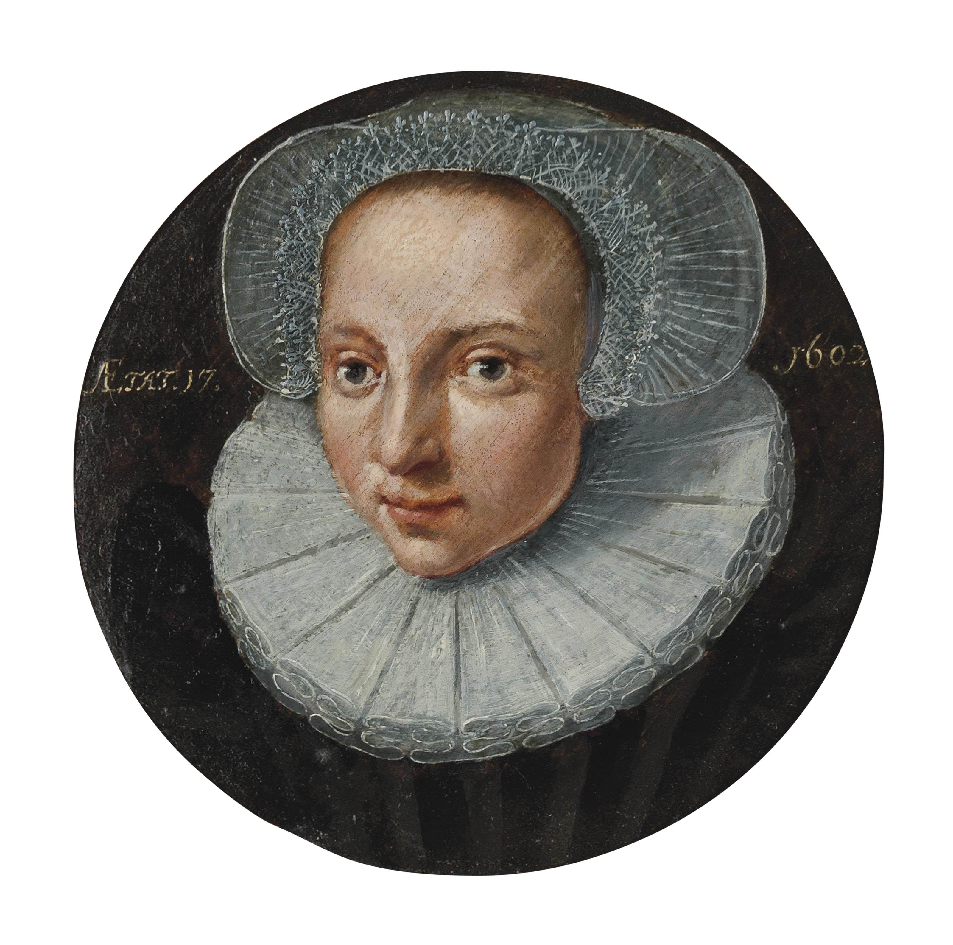 Dutch School, 1602