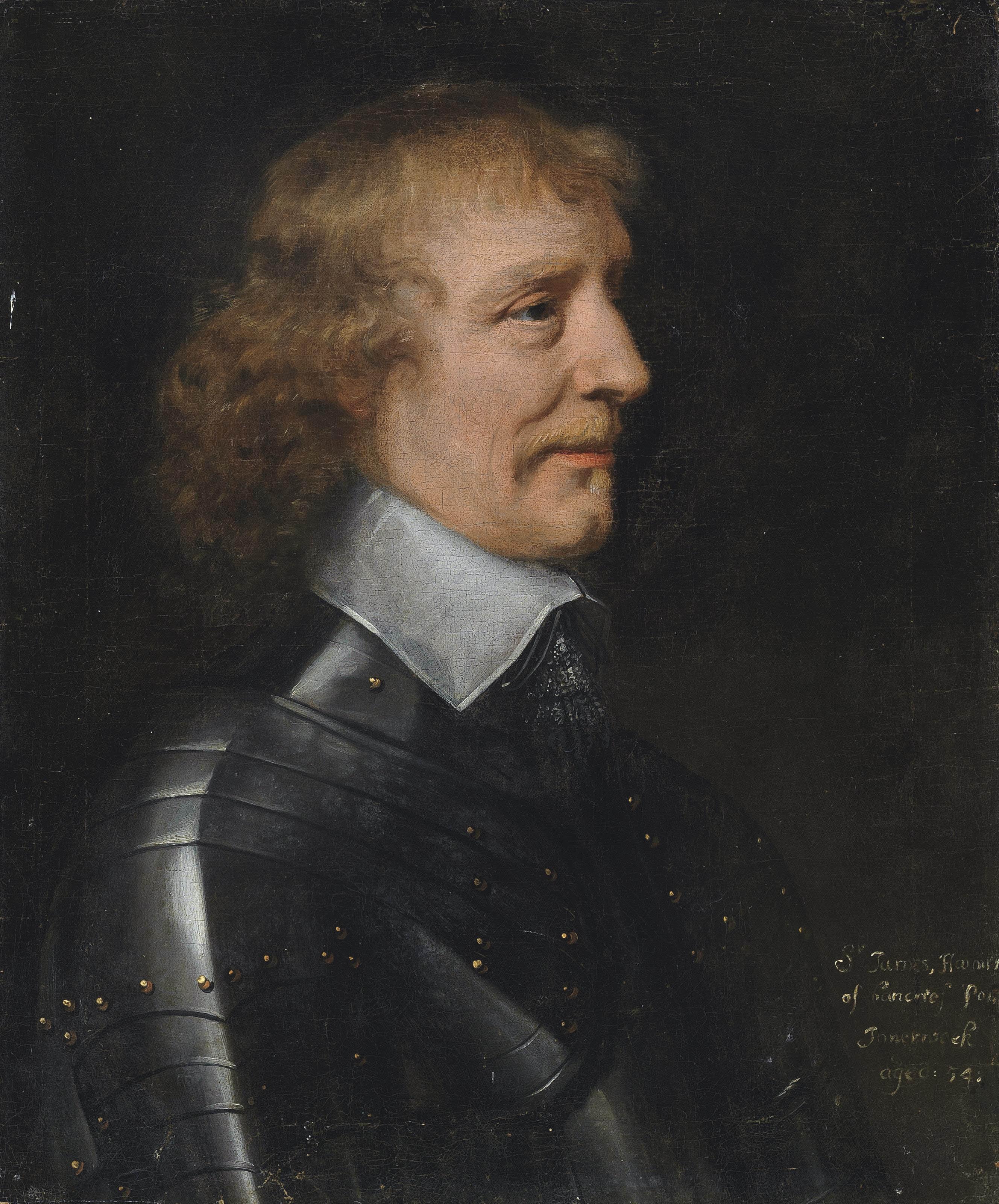 Circle of Anthony van Dyck (An