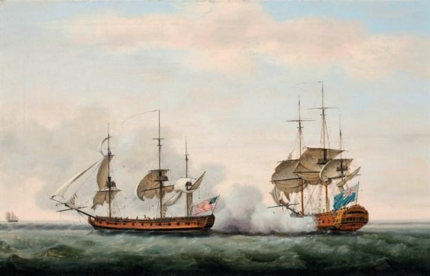 Francis Holman (Ramsgate 1729-