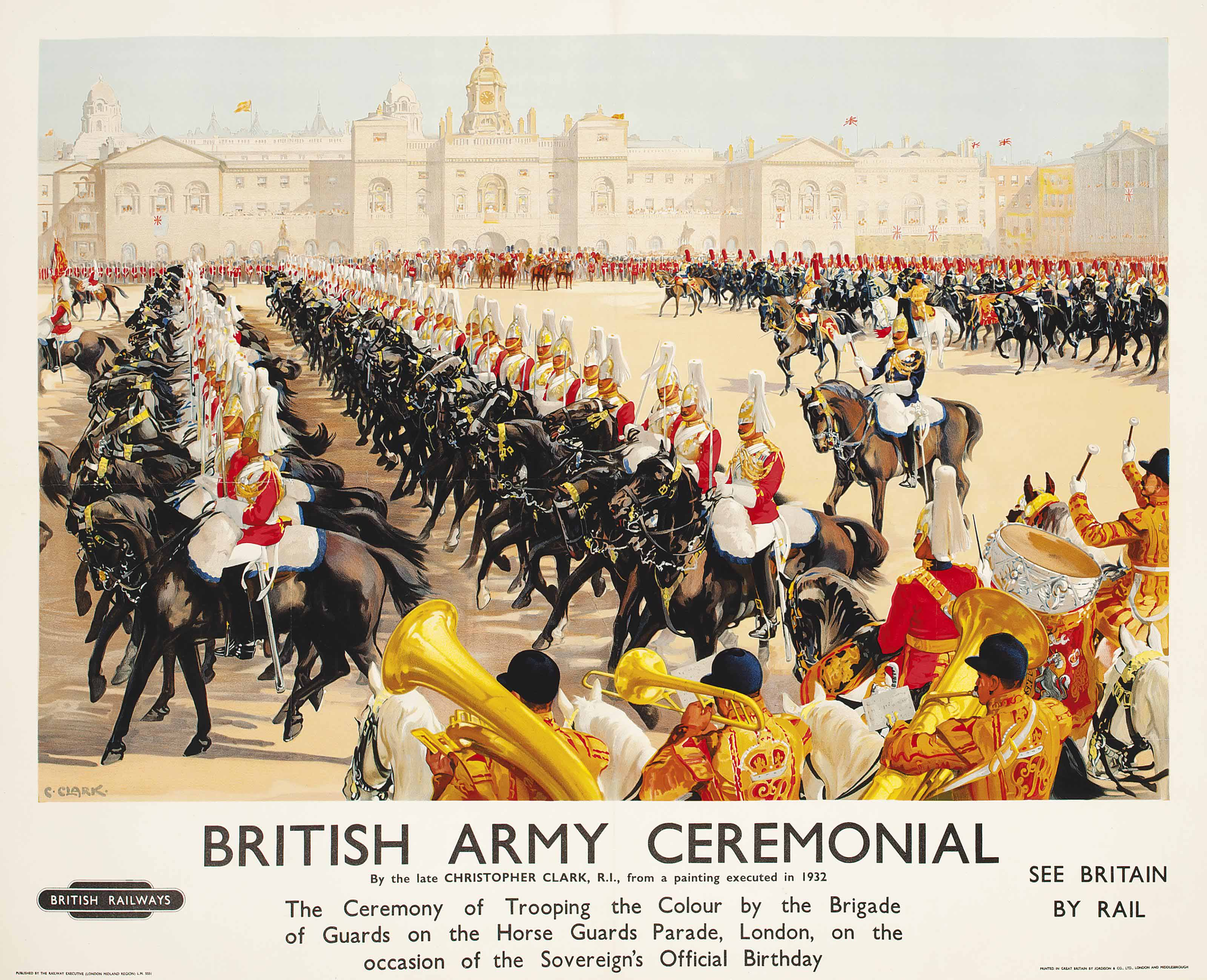 BRITISH ARMY CEREMONIAL