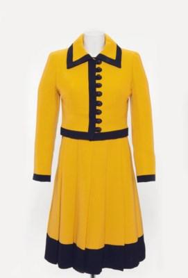 MARGARET THATCHER'S DRESS SUIT